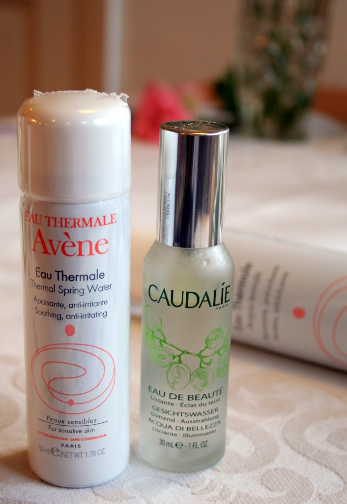 Favourite French Beauty Products