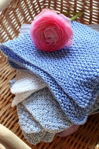 Knitted Kitchen Cloths