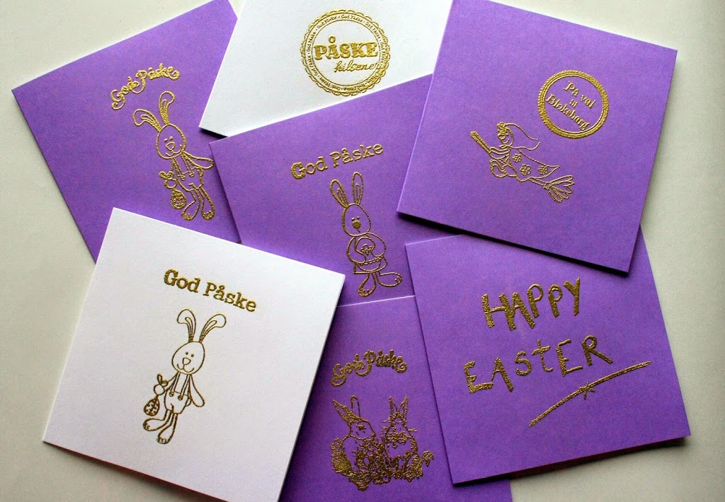 Make your own Easter cards – Make Your Own Easter Cards