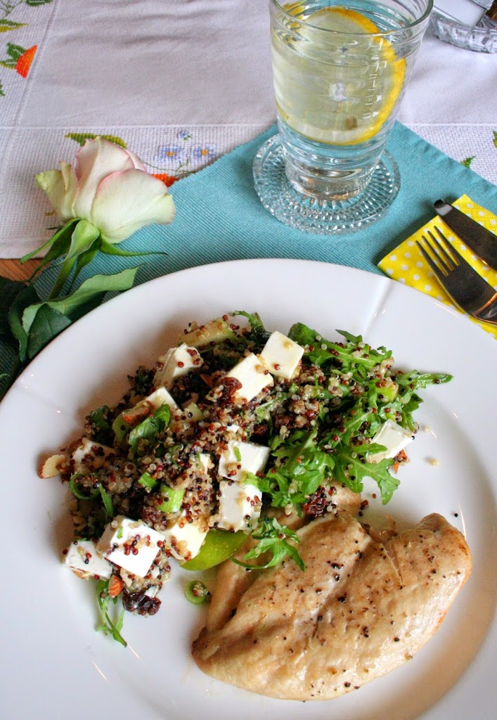 absolutely love quinoa since i came across this quinoa salad recipe ...