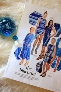 How to // Wear trends SS 2014 – Blue