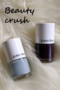 Nail polishes from & Other stories