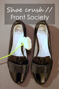 Shoe crush // Front Society Shoes