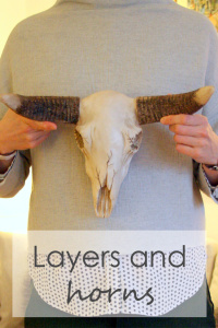Layers & horns
