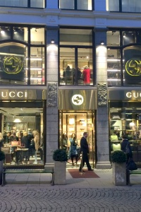 Gucci sales event, Oslo