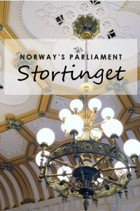 A tour of Stortinget, Norway's parliament building