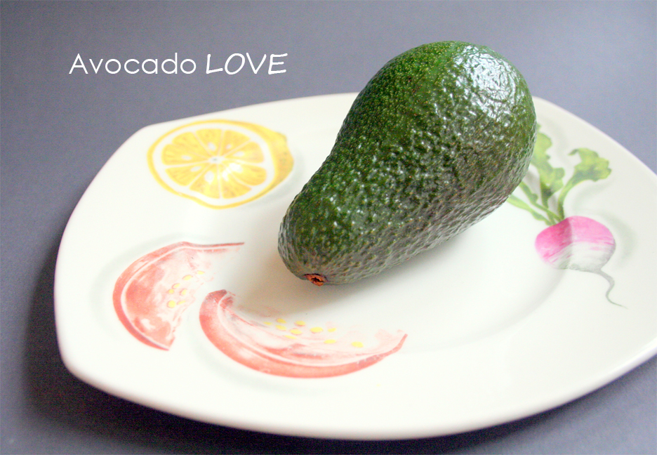 Tall girl's fashion // Avocado love