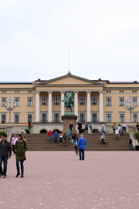 The Royal Castle, Oslo