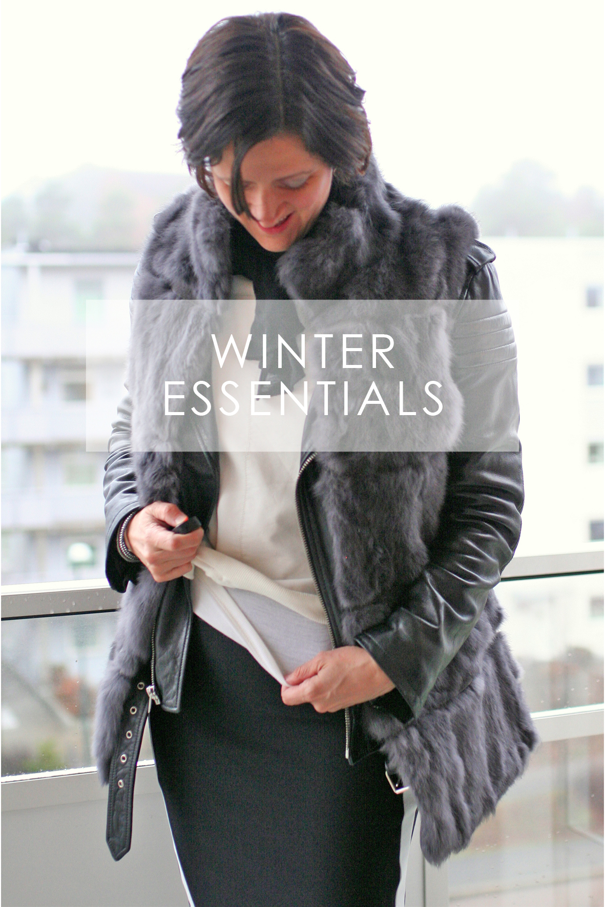 Tall Girl's Fashion // Winter Essentials